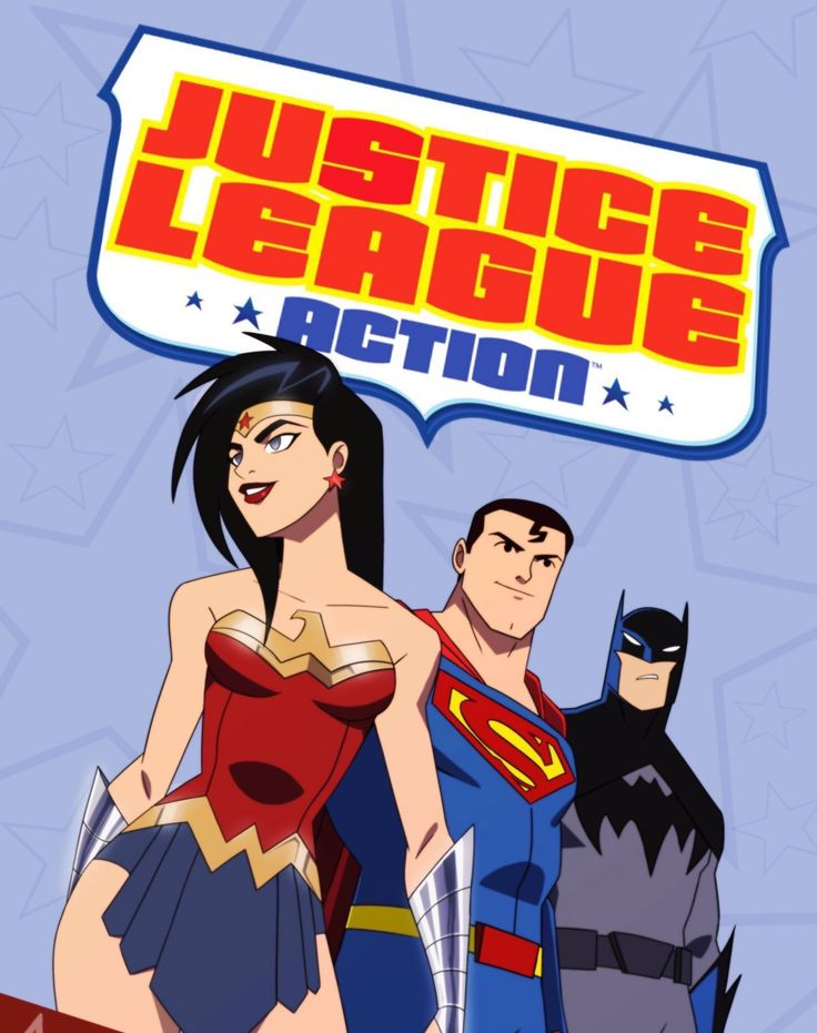 Ahead of their SDCC panel, Cartoon Network has released some new artwork for their latest animated series, Justice League Action. Do you notice anything different about the characters this time?...