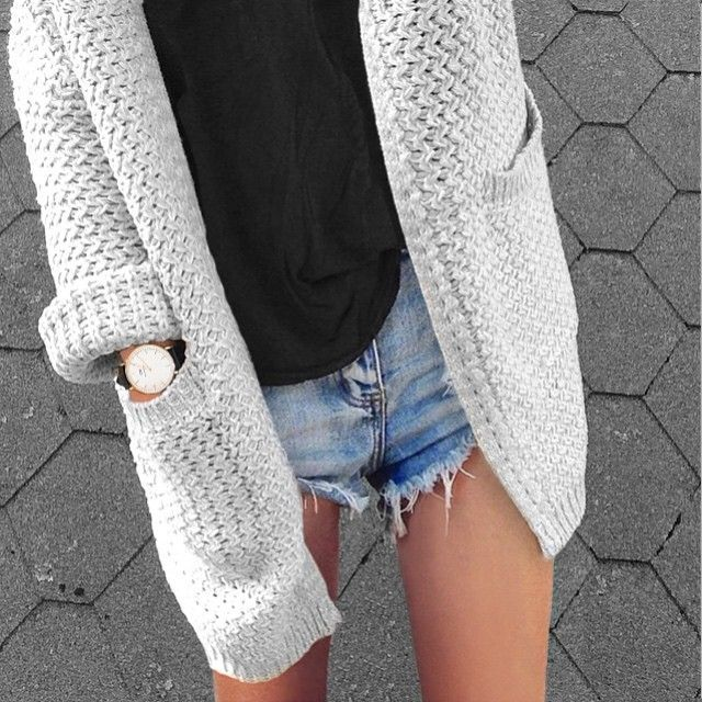 Best 25+ Knit cardigan ideas on Pinterest Winter ...