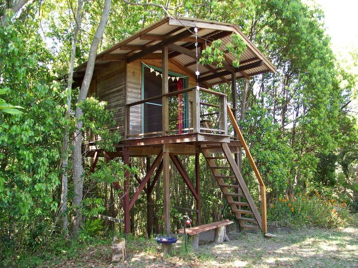Tree house, Mullumbimby, near Byron - Treehouses for Rent in Main Arm