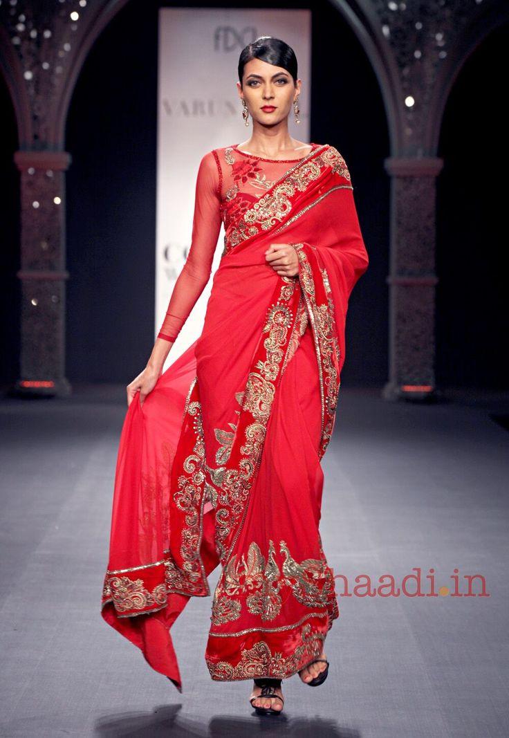 myShaadi.in > Indian Bridal Wear by Varun Bahl
