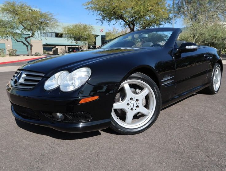 Awesome Great 2003 Mercedes-Benz SL-Class SL500 Convertible port AMG Package Heated Seats Convertible SL500 Fully Serviced 2004 2005 2006 2018 Check more at http://24go.cf/2017/great-2003-mercedes-benz-sl-class-sl500-convertible-port-amg-package-heated-seats-convertible-sl500-fully-serviced-2004-2005-2006-2018/