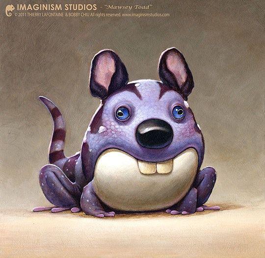 Inspiring Illustrations by Bobby Chiu & Kei Acedera