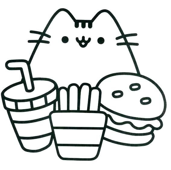 Grab Your New Coloring Pages Cute For You Https Gethighit Com New Coloring Pages Cute For You Cat Coloring Page Coloring Books Hello Kitty Colouring Pages