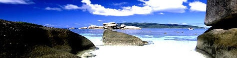 Seychelles Beach Holiday Package and Vacation Special. Travel to Seychelles group of paradise islands close for romantic holidays, to relax white sandy beaches at http://www.getawayafrica.com/index.php?id=2413