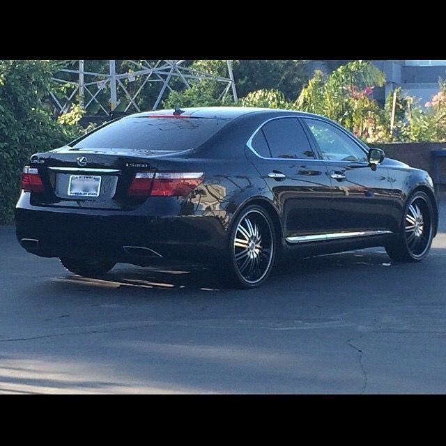 Awesome Lexus: 2008 Lexus LS 460...  My Whip History Check more at http://24car.top/2017/2017/07/15/lexus-2008-lexus-ls-460-my-whip-history/