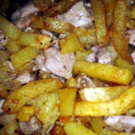 Csirke brassói Recept képpel -   Mindmegette.hu - Receptek
