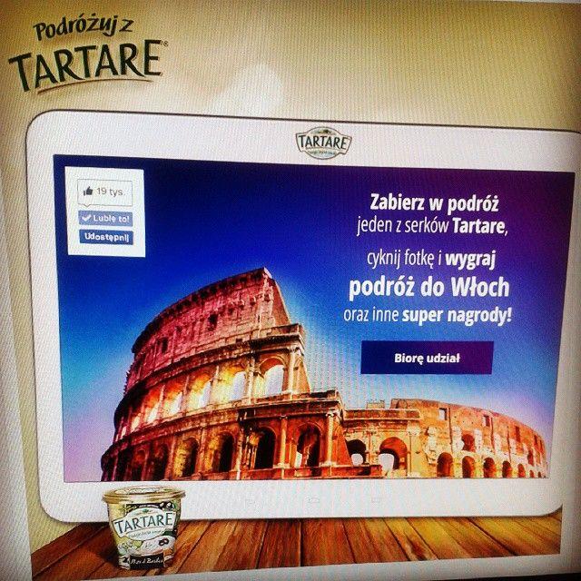 www.facebook.com/TartareSmakZycia #tartare #app #contest #aplikacja #konkurs #razdwaprojekt #MODX  http://www.razdwaprojekt.pl/portfolio/tartare/