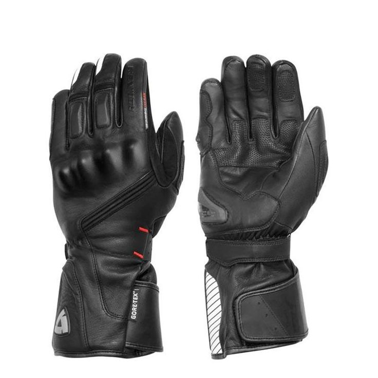 ROCHBIKER H20 LEATHER WINTER MOTORCYCLE GLOVES