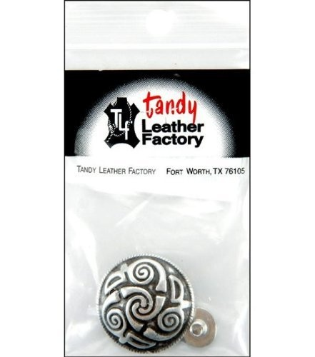 Tandy Leather Celtic Lindesfarne Spiral Concho 11373-32 by Tandy Leather, http://www.amazon.com/dp/B000PCYD42/ref=cm_sw_r_pi_dp_ejfvrb051ZEF4