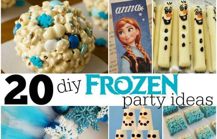 20 diy frozen treats