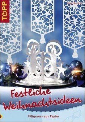 Topp - Festliche weinachtsideen (Angelika Kipp) / Karácsonyi filigránok - Muscaria Amanita - Λευκώματα Iστού Picasa