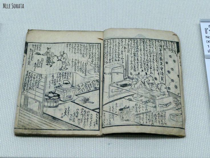 Magnifique livre de l'ère Edo.