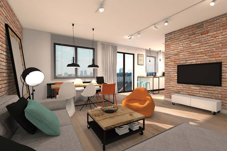 Best Home Interior Design ~ http://www.lookmyhomes.com/best-home-interior-design-ideas-15-photos-by-loft-in-katowice/