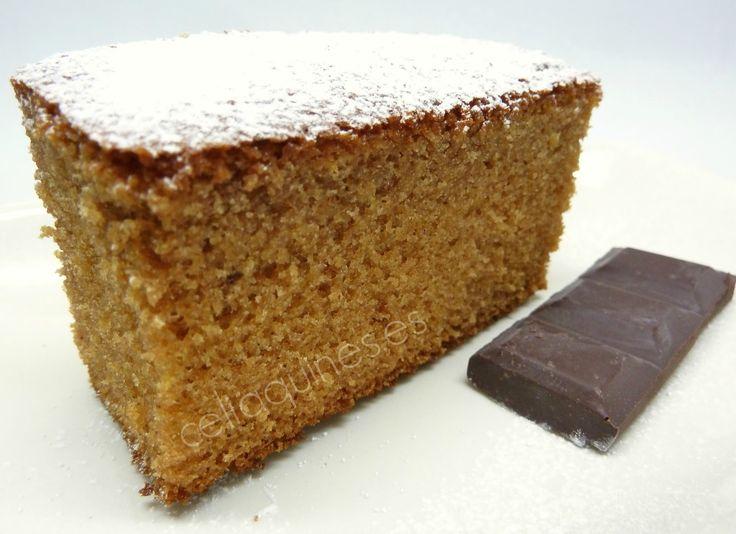 """CELIAQUINES - Recetas de una mami """"gluten free"""": Bizcocho protéico (sin gluten, sin lácteos, sin maíz, sin arroz y sin mixes comerciales)"""