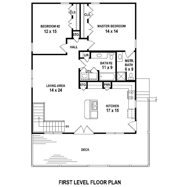PERFECT 2b 2ba Carraige House Plan Fireplace In Living Room Garage Chp