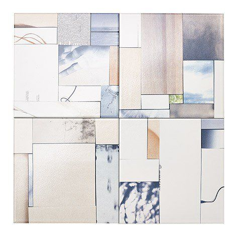 61 best tile images on pinterest tiles top coat and cement rex ray studio ether chroma ceramic tile multi color malvernweather Choice Image