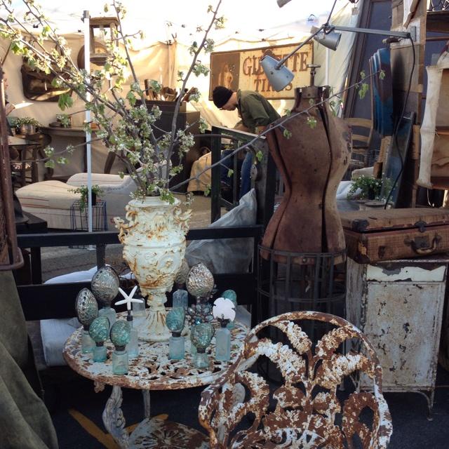 French decor!!! Alameda flea market