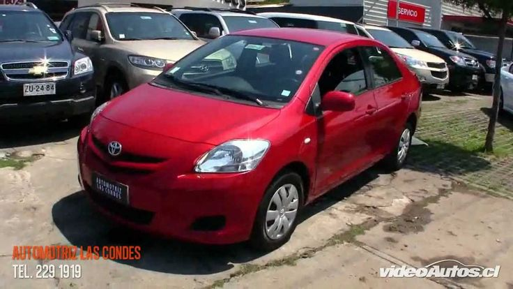 VideoAutos.cl : Autos usados con video : TOYOTA YARIS XLI