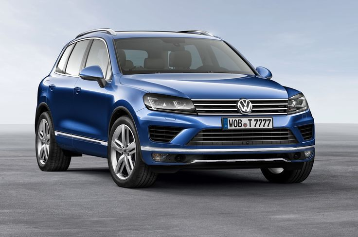2016 VW Touareg TDI Specs and Price and Release Date - The new 2016 VW Touareg TDI will be the awesome vehicle that you should consider