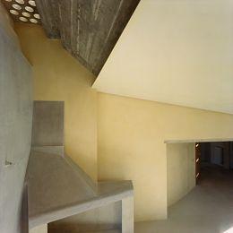 Umberto Riva Casa Miggiano, Otranto 1991-96