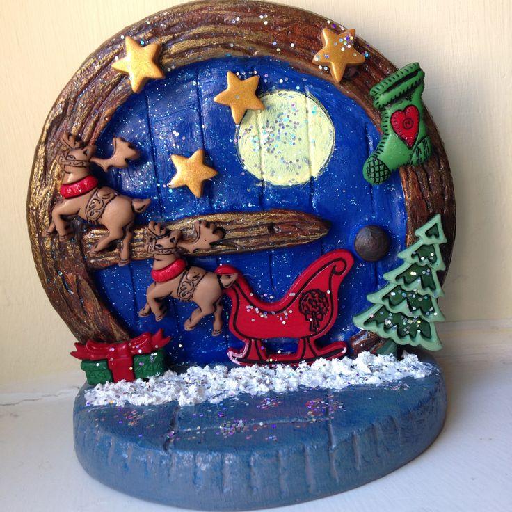 Christmas Fairy Door 2016