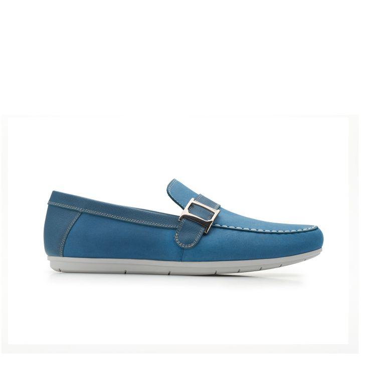 76902 - AZUL #shoes #zapatos #fashion #moda #goflexi #flexi #clothes #style #estilo #summer #spring #primavera #verano