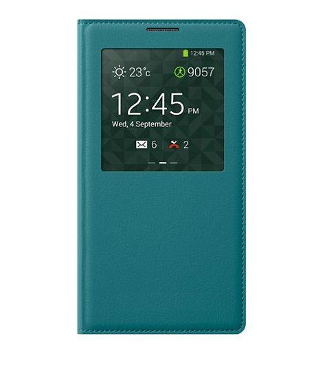 S View Flip Case Cover Θήκη Μπλε OEM (Galaxy Note 3) - myThiki.gr - Θήκες Κινητών-Αξεσουάρ για Smartphones και Tablets - Χρώμα μπλε