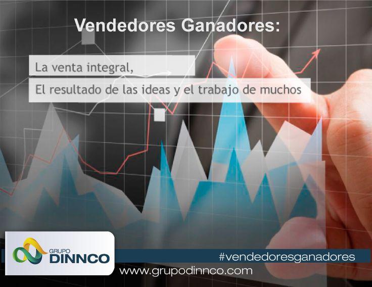 Vendedores Ganadores: La venta integral es la mejor fórmula para nosotros los vendedores. #vendedoresganadores