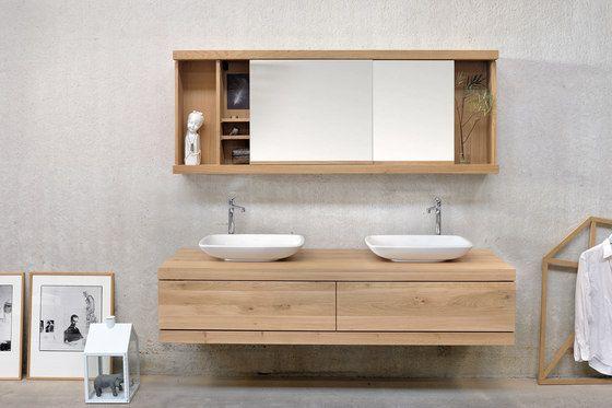 Waschplätze   Waschtische   Oak Bathroom Cadence   Ethnicraft. Check it out on Architonic