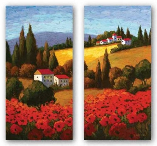 Poppy Hill Tuscan Kitchen: 47 Best Arte Pintura PAMELA GLADDING Images On Pinterest