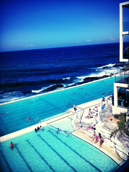 How amazing are these pools at Bondi Beach?!