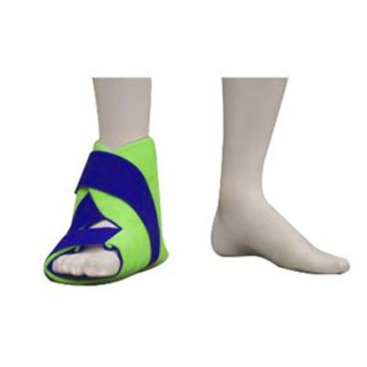 Ice Packs For Injuries Foot Ankle Wrap Cold Therapy Universal Size Either Foot #Brownmed