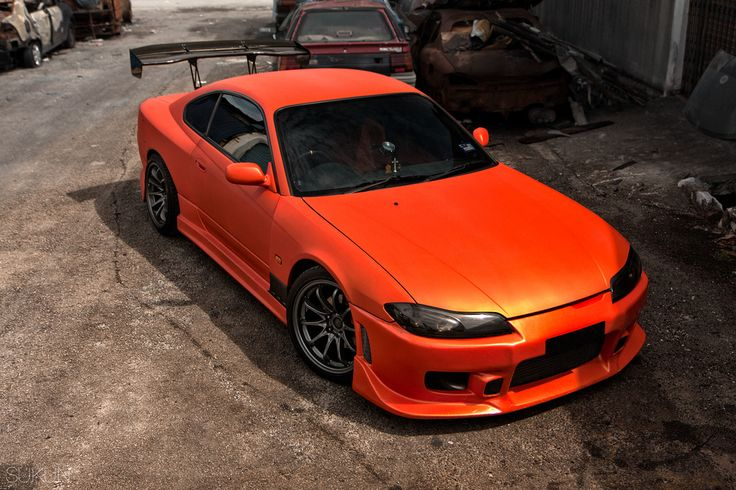 Nissan Silvia S15 Spec-R | Flickr - Photo Sharing!