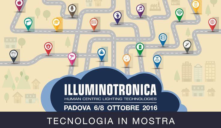 Incontra la tecnologia a Illuminotronica! - Illuminotronica