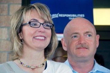 Gabby Giffords, Mark Kelly: We're for 'Gun Responsibility' Not 'Gun Control'