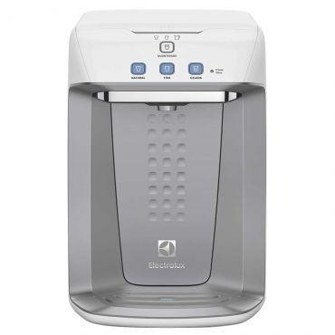 Desenvolvido para quem busca uma vida mais saudável, o Purificador de Água Eletrônico Electrolux Branco PA21G proporciona isso a toda família. Livre de impurezas,odores e cloro.