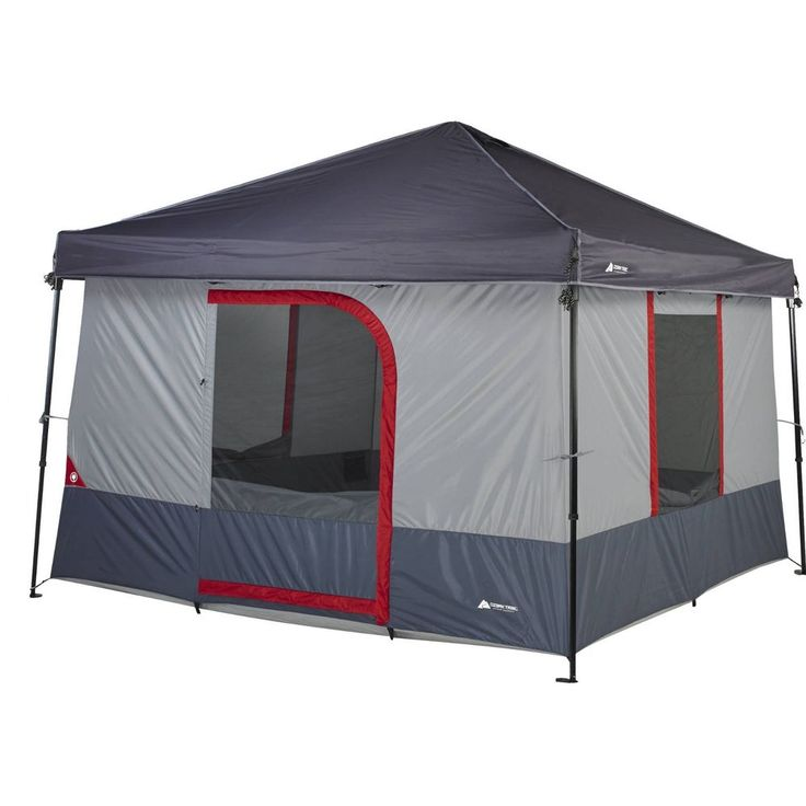 Instant Tent Room 6 Person Family Camping Hunting Hiking Camp Base Cabin Outdoor #OzarkTrail