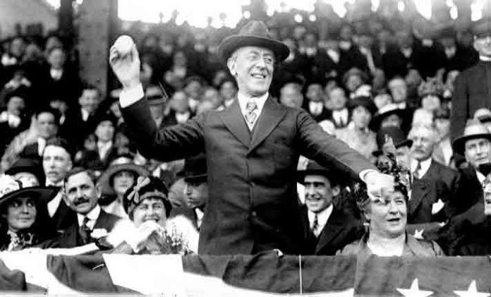 Misschien is geen enkele andere president van de Verenigde Staten zo in de vergetelheid geraakt als Woodrow Wilson. Opmerkelijk voor een man die de Place de la Concorde in 1918 vol deed stromen.