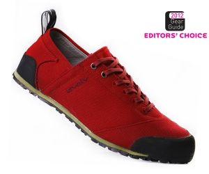 Evolv Cruzer red or black shoes. Simple and comfortable. LOVE THESE!