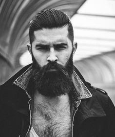 40 Crazy Mens Undercut Hairstyles With Beard Beards Hair Styles