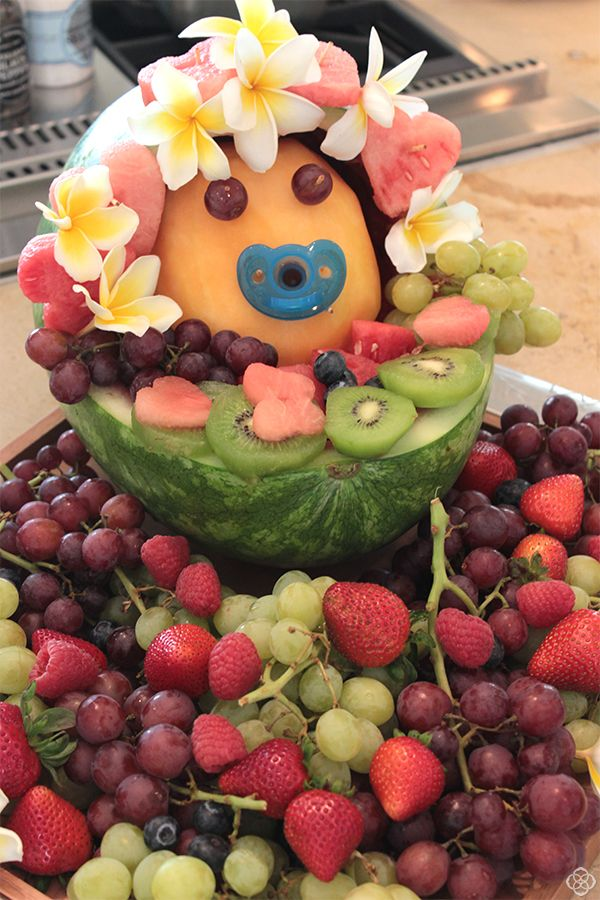 Find This Pin And More On Baby Fruit Basket By Mariawigren.
