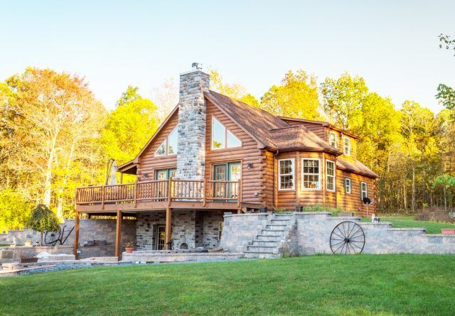 Modular Log Homes Prefab Cabins Manufactured In Pa Modular Log Homes Log Home Floor Plans Log Homes
