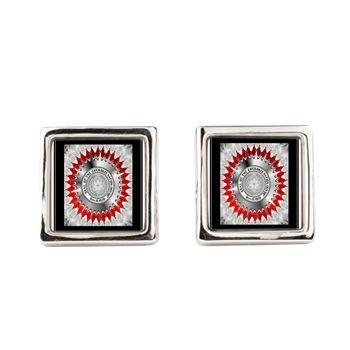 Cherokee Nations Square Cufflinks