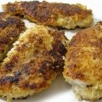 Lemony Gourmet Fried Chicken, Skinnyfied with Weight Watchers Points | Skinny Kitchen