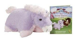 "My Pillow Pets Book Engardia And 17"" Lavender Unicorn Pillow Pet by My Pillow Pets Import, http://www.amazon.com/dp/B004ZX141C/ref=cm_sw_r_pi_dp_4LQUqb08GQWX7"