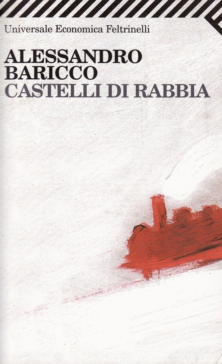 """""""Accadono cose che sono come domande. Passa un minuto, oppure anni, e poi la vita risponde."""" Castelli di Rabbia - Alessandro Baricco"""