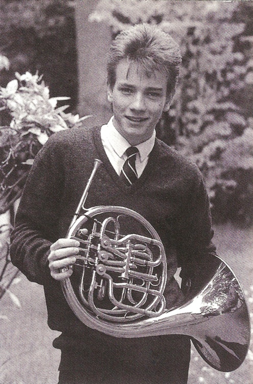 Ewan McGregor childhood photo http://celebrity-childhood-photos.tumblr.com