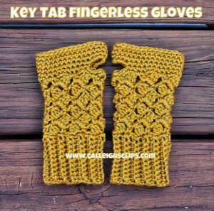 Fingerless Gloves for adults and kids | AllFreeCrochet.com