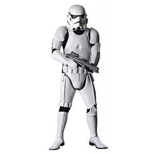 Stormtrooper Costume Adult Authentic Star Wars Fancy Dress  $805.79  $1683.59  (9 Available) End Date: Nov 012016 07:59 AM GMT-07:00
