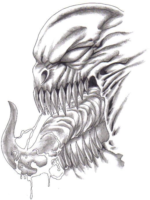 Best 25+ How to draw monsters ideas on Pinterest | Monster ...